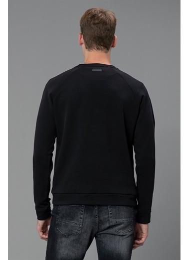 Lufian Sweatshirt Siyah